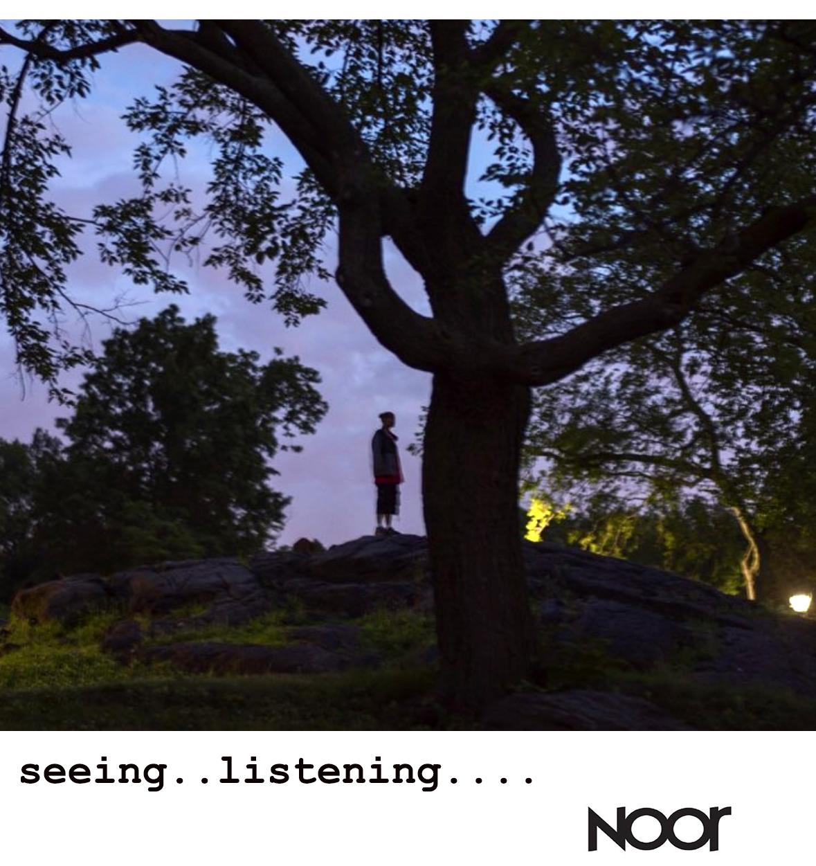 Seeing/ Listening — Workshop By Nina Berman &  Elyse Blennerhassett
